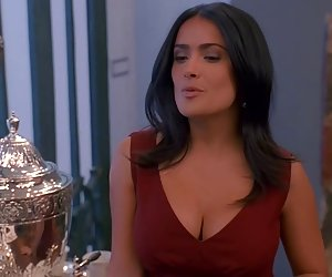 salma hayek. mezcla de Ugly betty.