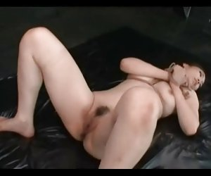 Asiática webcam xxx atada y creampied