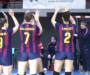 Chicas videos xxx putas gratis de voley encantada 2